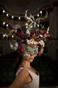 Originali maschere veneziane