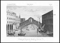 Immagine di una stampa originale veneziana